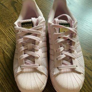 Brand new pink adidas